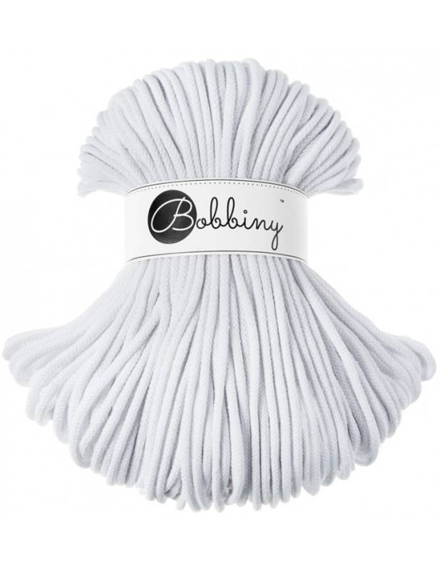 Bobbiny Bobbiny cords premium white
