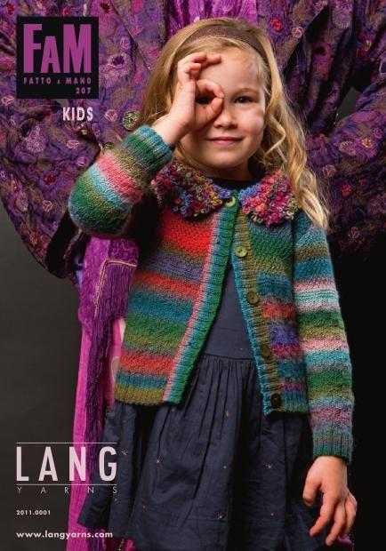 Lang Yarns Lang Yarns breiboek 207 kids