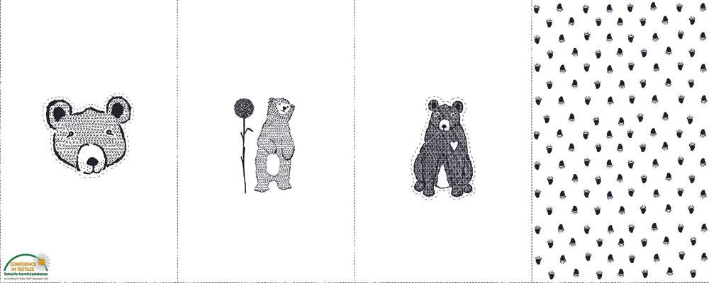 Avalana Avalana jersey sweat Bear