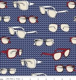Riley Blake Speedster Sporty Glasses