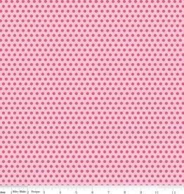 Riley Blake Girl Crazy Dots