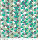 Riley Blake The Cottage Garden Triangles