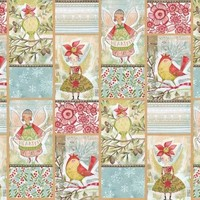 Blend Merry stiches Tiny seeds red