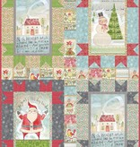 Blend Merry stiches A wonderful time - paneel