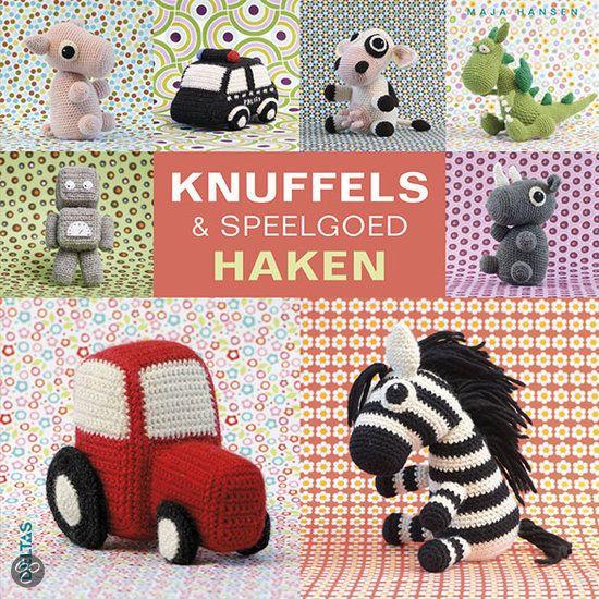 knuffels & speelgoed haken - es-ster