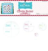 Lori Holt Lori Holt: Circle ruler set