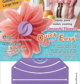 Clover clover Kanzashi flower maker