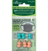 Clover Clover punt beschermers en stoppers