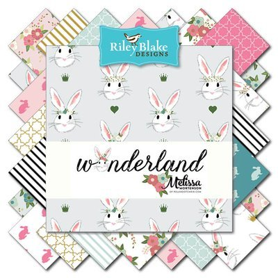Riley Blake Riley Blake wonderland labyrinth