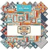 Riley Blake Riley Blake fabrics Keep on groovin bus