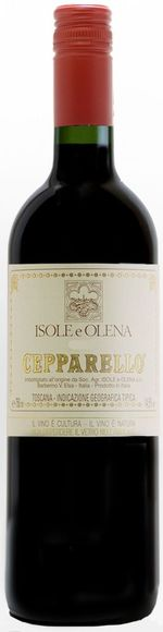 Cepparello - Rosso Toscano IGT - 2015 - Isole e Olena
