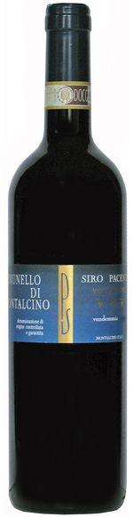 Brunello di Montalcino DOCG - 2012 - Vecchie Vigne - Siro Pacenti