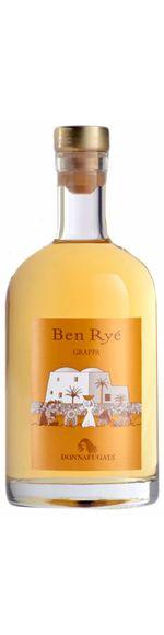 Grappa - Ben Rye - Donnafugata - Pantelleria