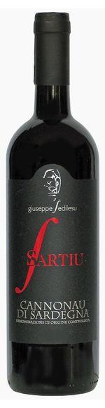 Sartiu- Cannonau di Sardegna D.O.C. - 2016 - Sedilesu