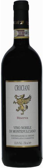 Vino Nobile di Montepulciano Riserva DOCG - 2015 -Crociani