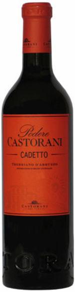 Cadetto -Trebbiano d'Abruzzo DOC - 2019 - Podere Castorani