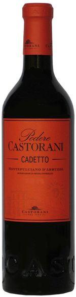 Cadetto - Montepulciano d'Abruzzo DOC - 2015 - Podere Castorani