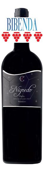Nigredo - Primitivo - Puglia I.G.P. - 2015 - Tenuta Chiaromonte