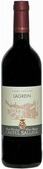 Lagrein - Lago di Caldaro DOC - Castel Sallegg - Alto-Adige