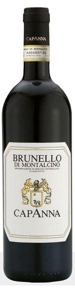 Brunello di Montalcino 2013 - DOCG - Capanna