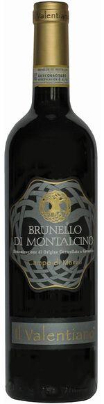 3 flessen in houten kist - Brunello di Montalcino DOCG - 2013 - Campo di Marzo - Il Valentiano
