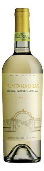 Funtanaliras - Vermentino - Cantina del Vermentino