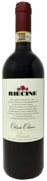 Chianti Classico Riserva DOCG - 2015 - Riecine