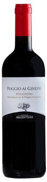 Poggio ai Ginepri - Rosso DOC Bolgheri - 2015 - Tenuta Argentiera
