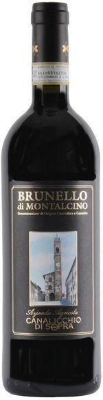 Brunello di Montalcino 2016 DOCG - Az. Agr. Canalicchio di Sopra