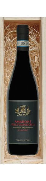 Geschenkkist met Amarone Classico DOCG - Corte Aleardi