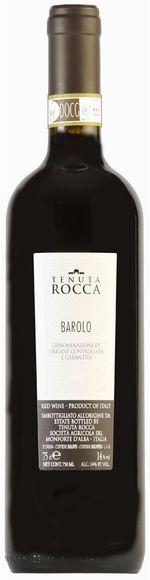 Barolo  DOCG - 2013 - Tenuta Rocca - Monforte d'Alba