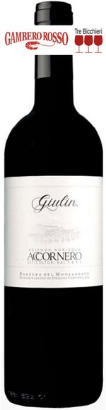 Barbera del Monferrato DOC - Giulin - Accornero