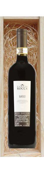 Geschenkkist met Barolo DOCG  Tenuta Rocca