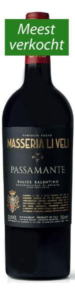 Passamante - Negroamaro - Salento IGT - 2017 - Masseria Li Veli