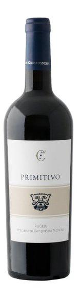 Primitivo Puglia IGT - 2017 - Tenuta Chiaromonte