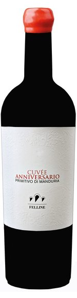 Primitivo di Manduria Riserva DOP - 2010 - Az. Agr. Felline