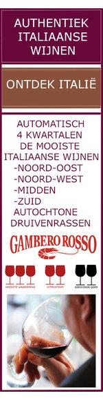 1-Jaar -4 Kwartalen Proef&Ontdek Italië - Authentiek Italiaanse wijnen