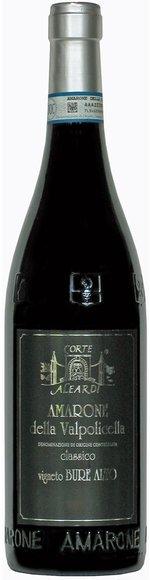 Amarone della Valpolicella DOC Classico Riserva Cru Bure Alto - 2010 - Corte Aleardi