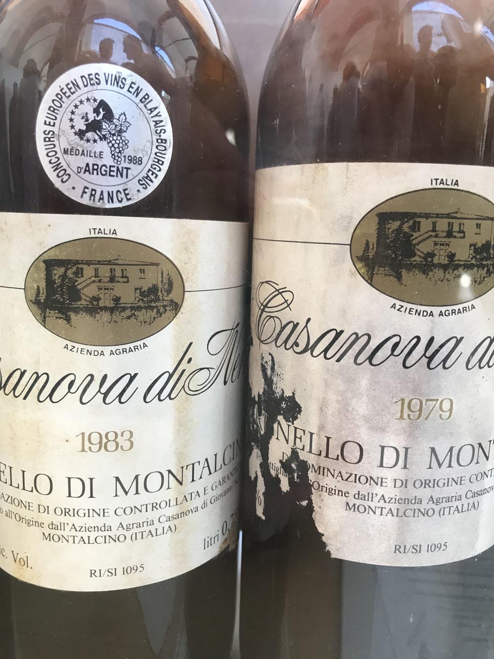 Oude oogstjaren Brunello di Montalcino - LongLiveBrunello evenement in Montalcino