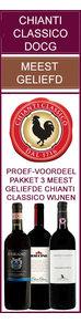 Meest Geliefde Chianti Classico DOCG Wijnen - 3 flessen