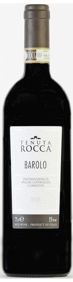 Barolo  DOCG - Monforte d'Alba - 2015 - Tenuta Rocca