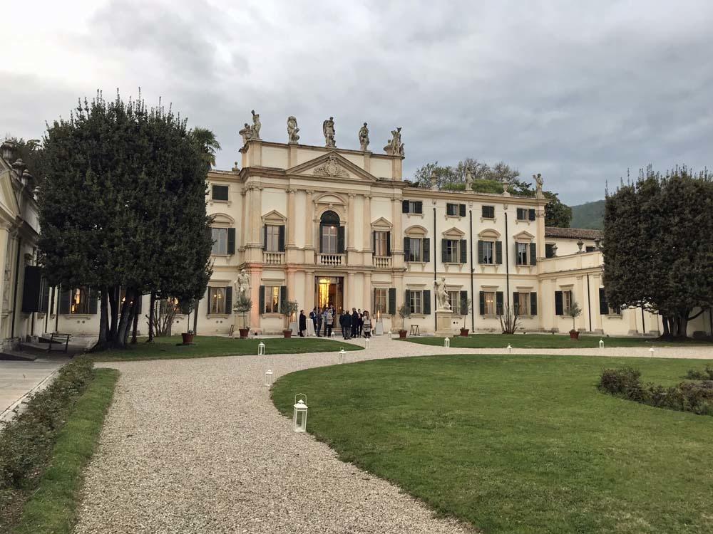 Villa di Gaetano Bertani