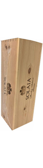 Solaia IGT 2016 - Marchesi Antinori - fles in originele houten kist