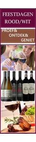 SMAAK - Feestdagen Wijnselectie - Italië - Rood /Wit