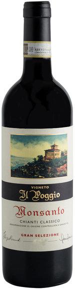 Chianti Classico Gran Selezione, Vigneto 'Il Poggio' - DOCG - 2012 - Castello di Monsanto