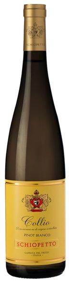 Pinot Bianco - Friuli Collio DOC - 2015 - Mario Schiopetto