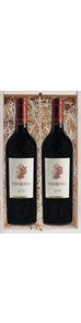 Caiarossa - Toscana Rosso IGT - 2015 - 2016 in houten kistje