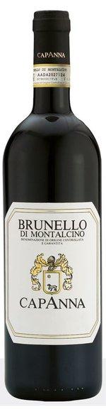 Brunello di Montalcino 2015 - DOCG - Capanna