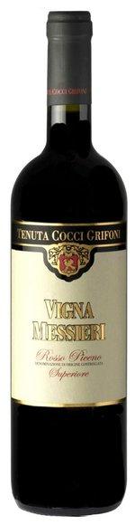 MAGNUM - Vigna Messieri - Rosso Piceno  Superiore  - 2008 - Cocci Grifoni