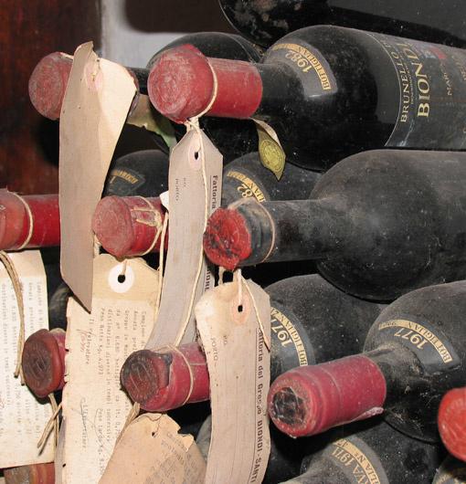 Hoe bewaar je het beste wijn - 5 Tips